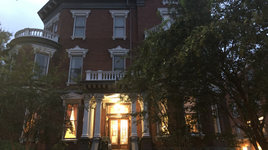 #1 Ghost Tour - Kehoe House