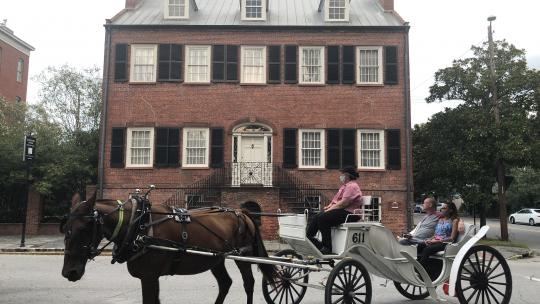 #1 Ghost Tour - Davenport House