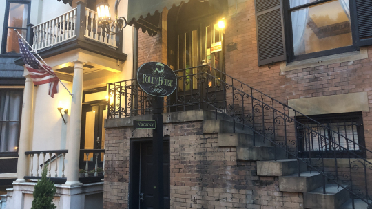 #1 Ghost Tour - Foley House