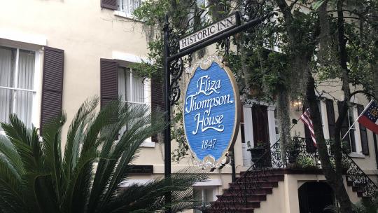 #1 Ghost Tour - Eliza Thompson Inn