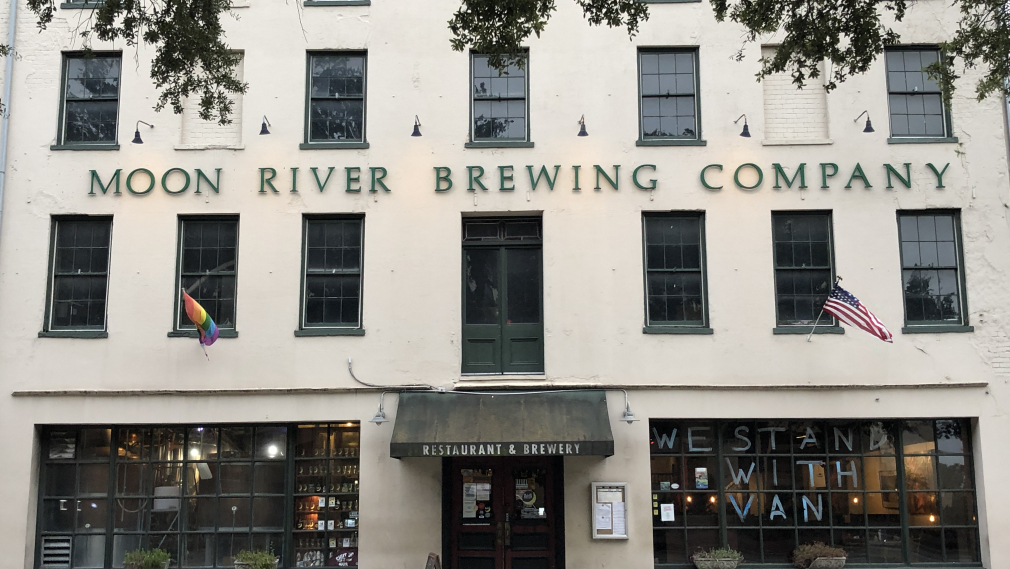 #1 Ghost Tour - Moon River Brewing