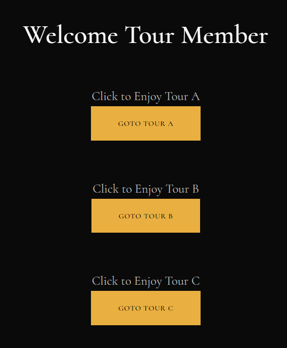 #1 Ghost Tour Welcome